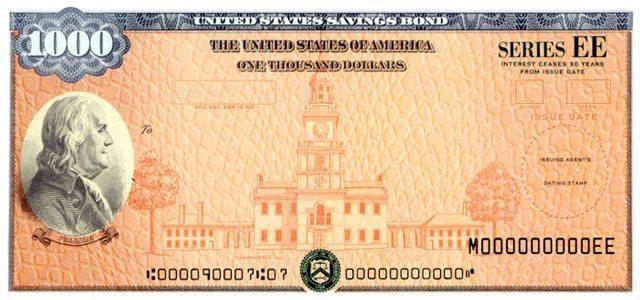 Find unclaimed savings bonds