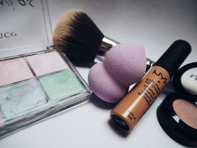 recycle makeup