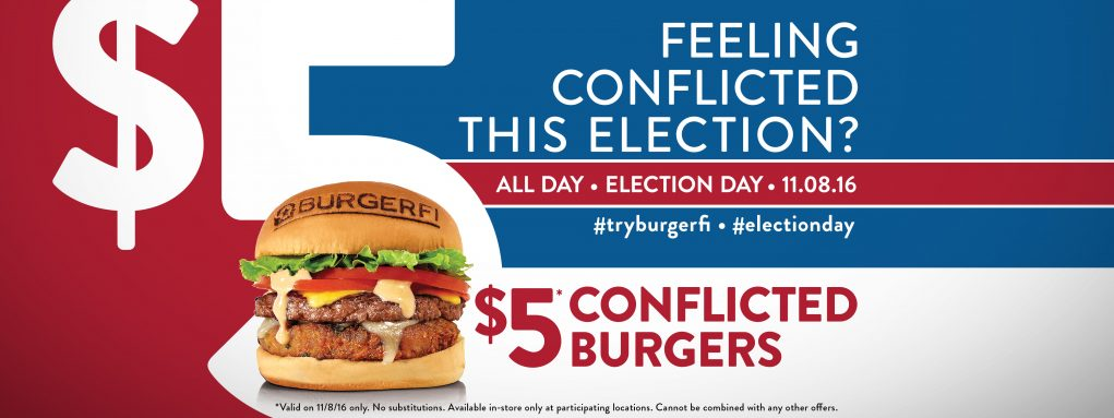 BurgerFi Election deal